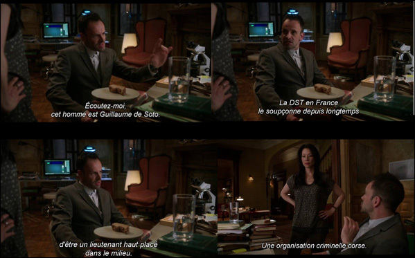 Sherlock Holmes contr'à i maffiosi corsi