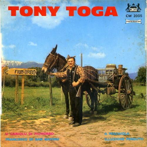 Hè mortu Tony Toga