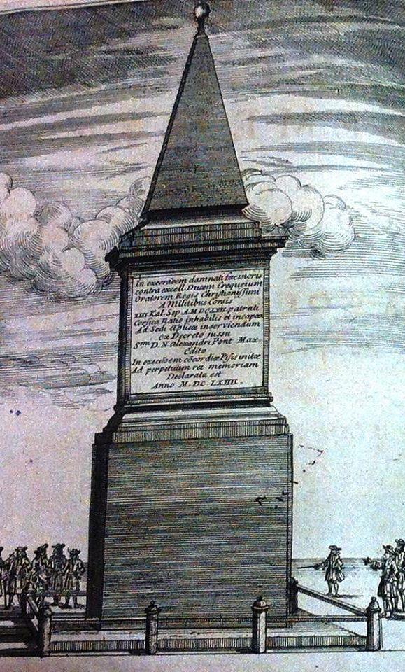 Agostu 1662 : a fine di a guardia papale corsa