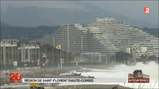 San Fiurenzu à u JT di France2