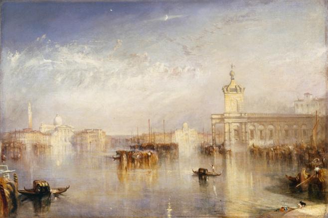 Venezia : La Dogana - San Giorgio