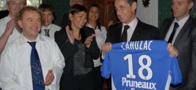 Un Sarkozy à l'ACA