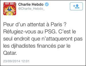 """Furiani : """"Le Qatar finance le PSG et le terrorisme"""""""