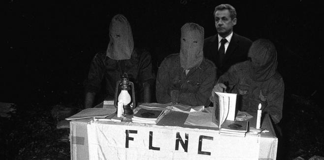 """Je suis Nico""... in Corsica"