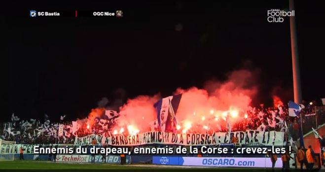 """Pierre Ménès à prupositu di Furiani : """"ça fout les ch'tons"""""""