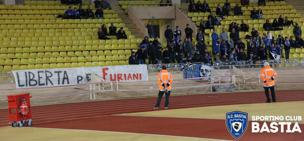Ritrattu : situ ufficiale di u Sporting www.sc-bastia.net