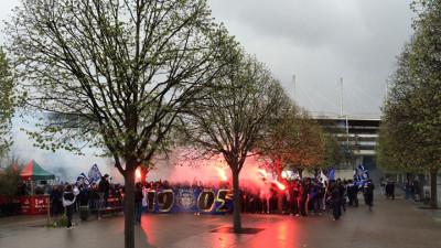 Finale Bastia - PSG : 48 ore in Parigi