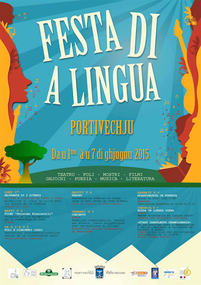 A festa di a lingua corsa 2015
