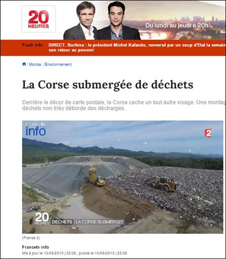 Cumu a Corsica hè diventata l'isula di u mullizzu