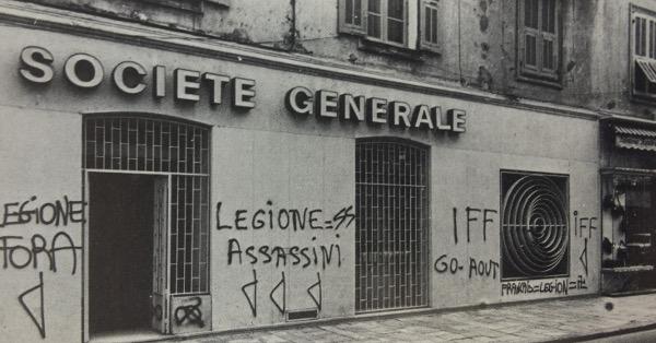 Settembre 1976 : a strage di Bustanicu