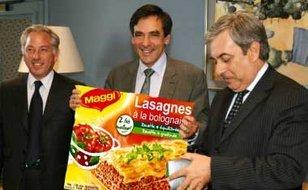 E lasagne arrustite d'Ange Santini
