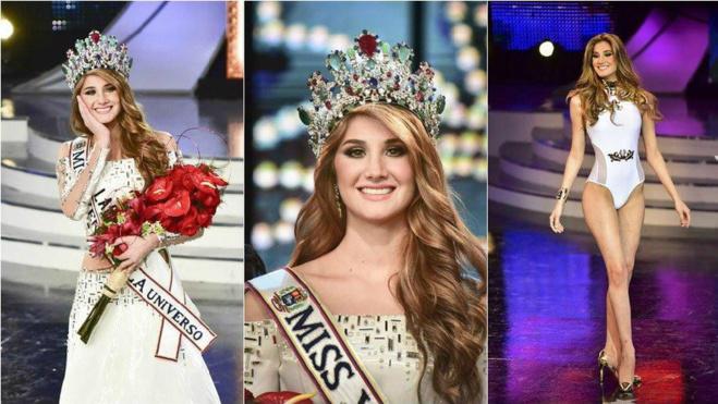 Miss Venezuela hè siriana... è corsa
