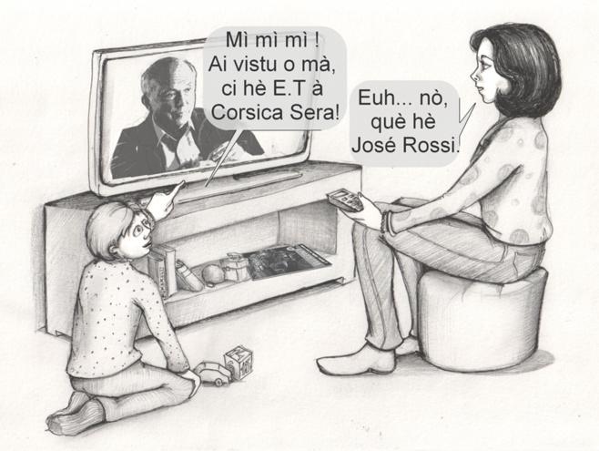 U ritornu di José Rossi