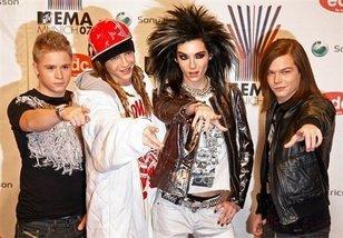 U scumpientu di 'Tokio Hotel'