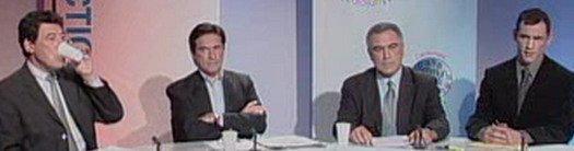 U gran'dibattitu di u segondu giru in Bastia...