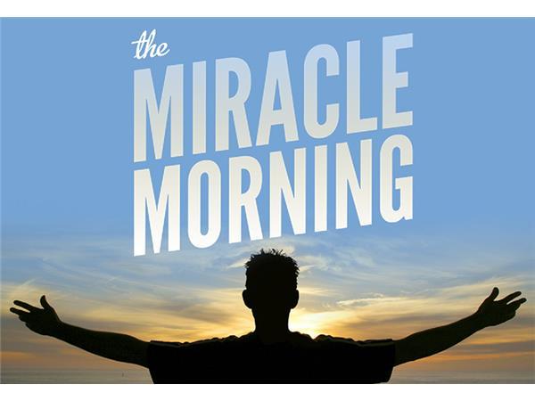 Matina miraculosa : cumu fà pè diventà qualchissia è riesce a so vita