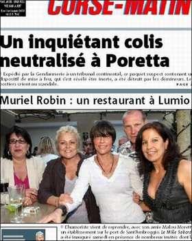 A stagione di i pippol hè aperta in Corse-Matin
