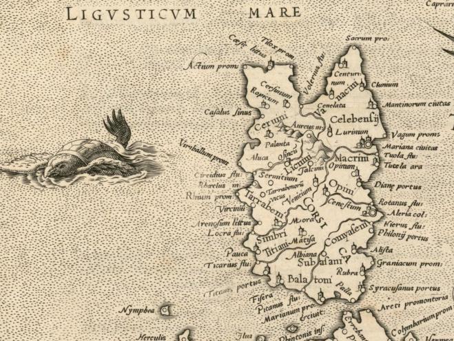 Eccu i nomi di Corsica... 2000 anni fà