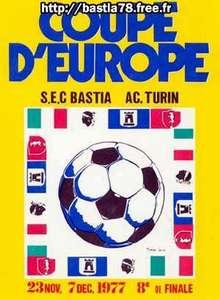 Bastia - Torino nant'à Via Stella sta sera