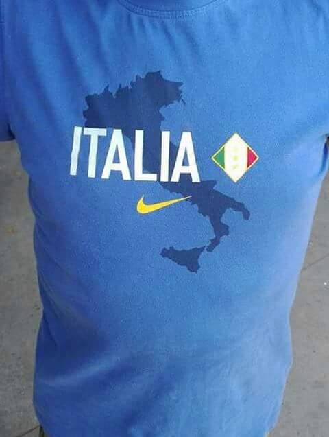 Nike s'hè scurdata di a Sardegna