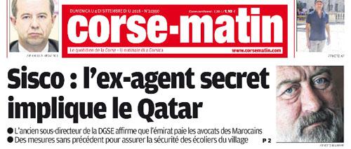 U Qatar finanza u terrurisimu, u PSG, è i sgaiuffi di Siscu. Da veru ?