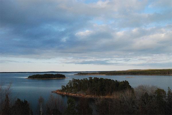 U populu senza statu di a settimana vol. 1 : Åland