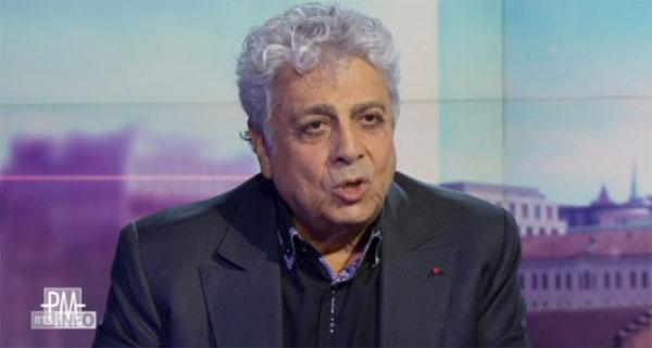 """Enrico Macias """"en Corse si Marine Le Pen est élue"""""""