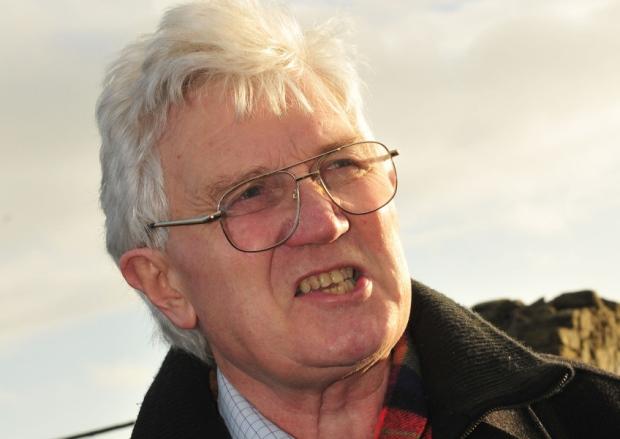 Bernard Moffatt, micca cuntentu