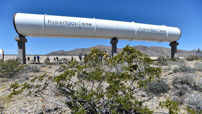 Tutti in Sardegna in hyperloop