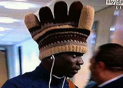Mario Balotelli s'hè trovu un cappellu