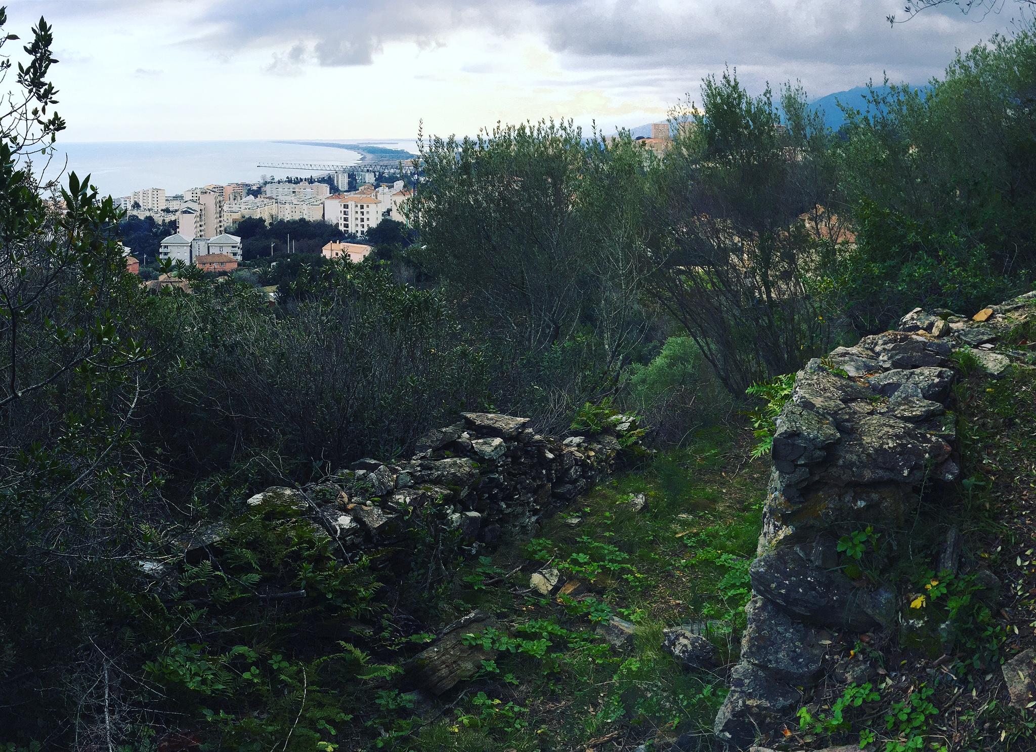 I chjassi di Bastia