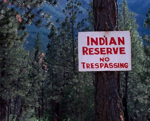 Riserva d'indiani