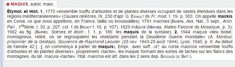"""Bona nutizia : """"fradé"""" hè passatu in a lingua francese"""