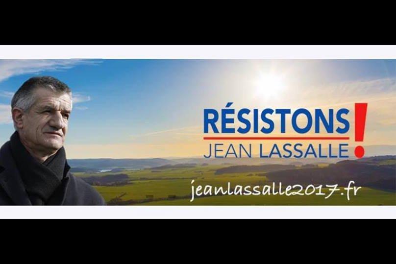 Jean Lassalle in Corsica