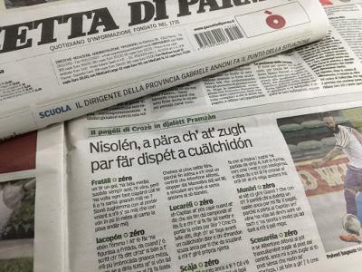 Ondeci ragioni d'andà à visità à Parma