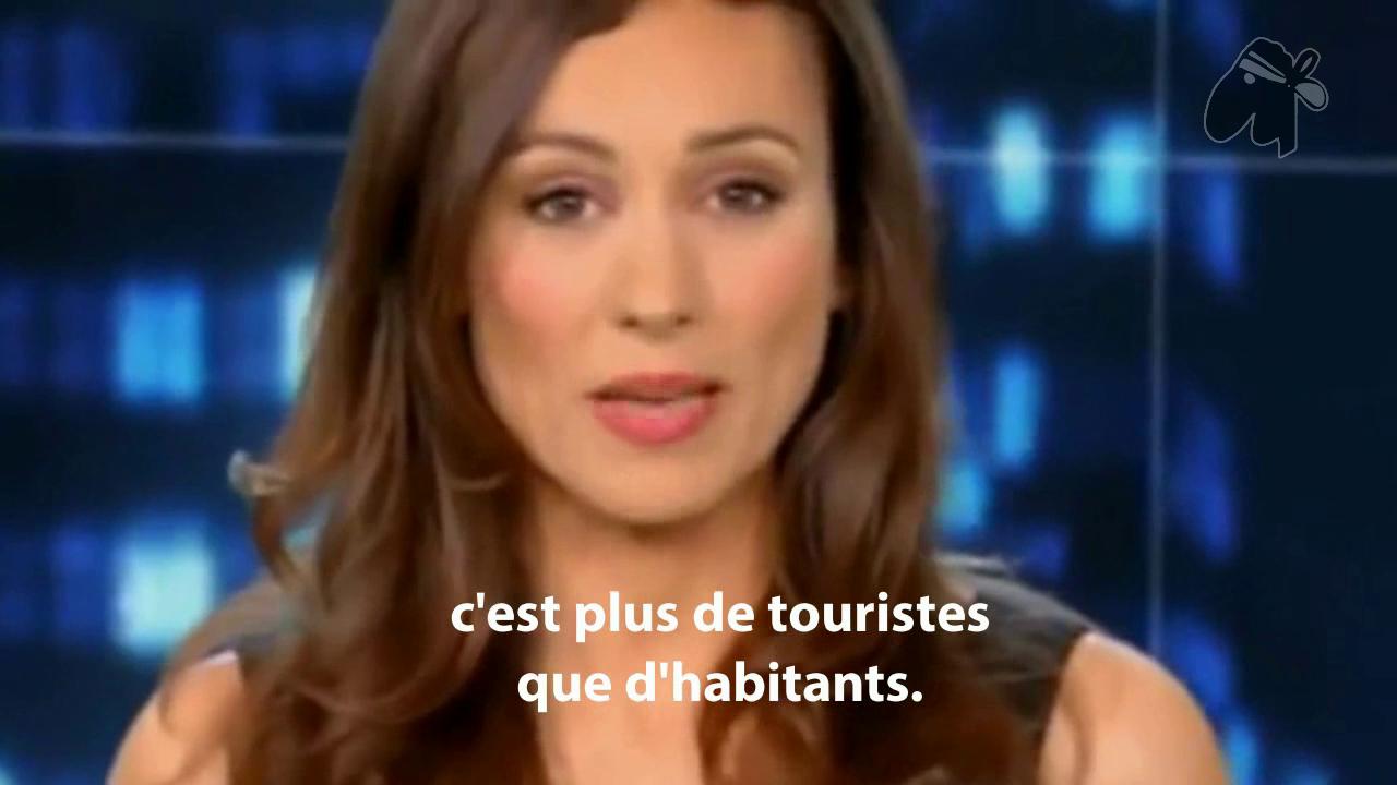"Cumu si dice in corsu ""surfréquentation touristique"" ?"