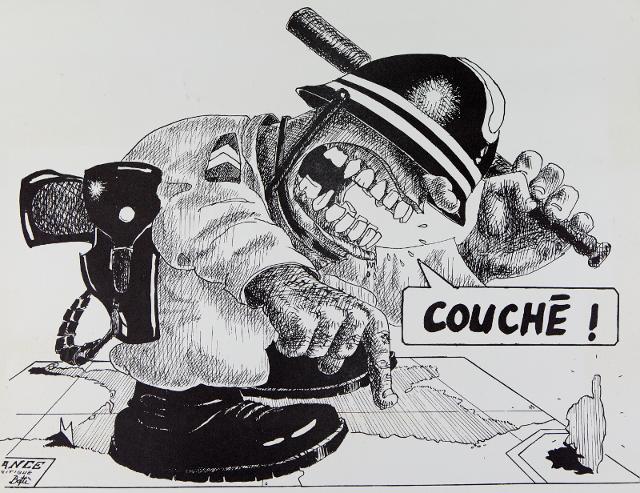 """""""Couché"""" di Battì, 40 anni dopu"""