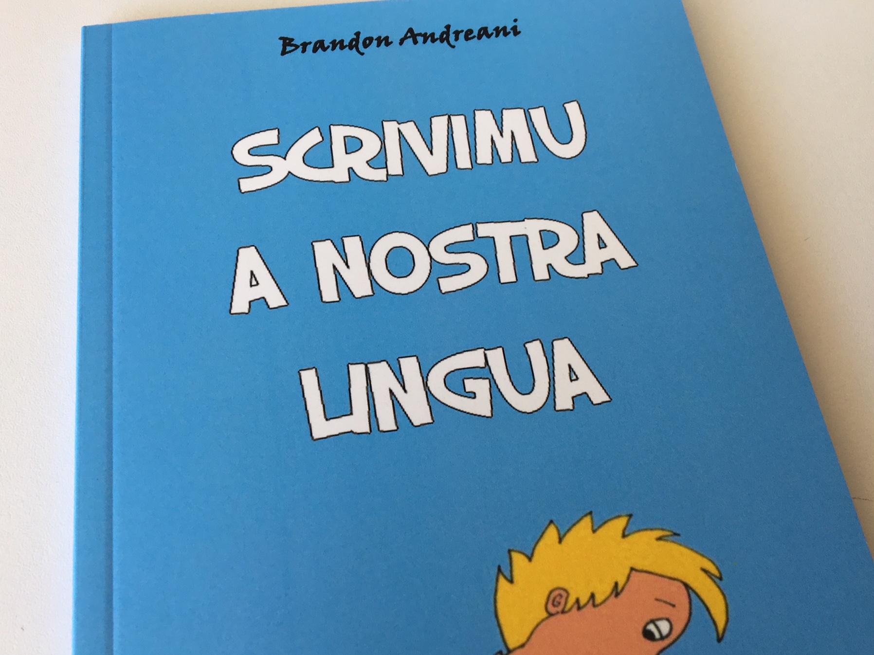 """""""Scrivimu a nostra lingua"""", eccu u librucciu !"""