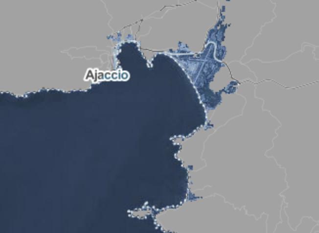 Riscaldamentu climaticu è cullata di l'acqua : cumu serà a Corsica in u 2100 ?