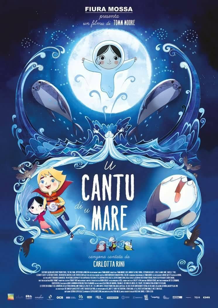 """Eccu """"U Cantu di u mare"""" à u cinema !"""