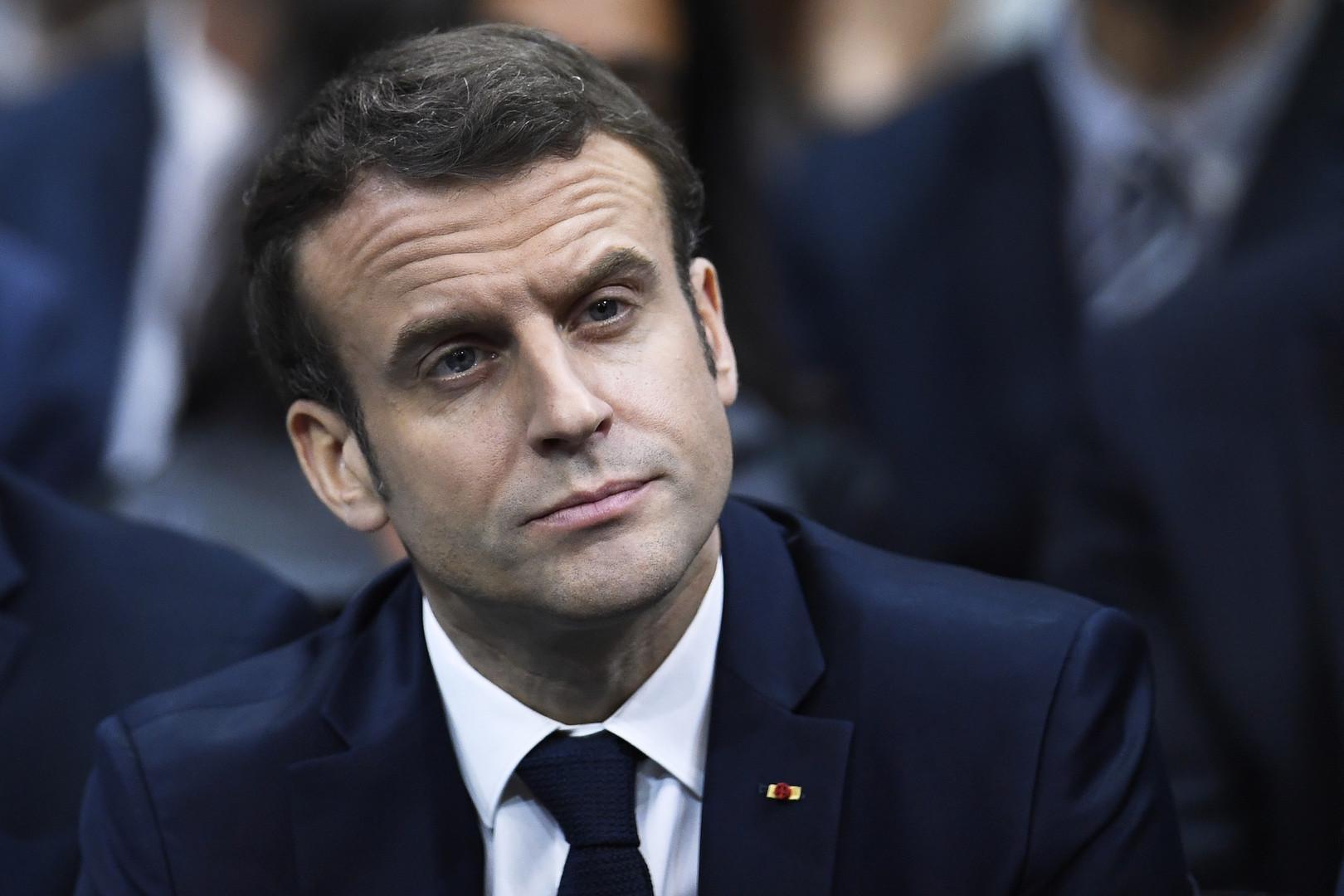U sunniacciu di Macron in Corsica