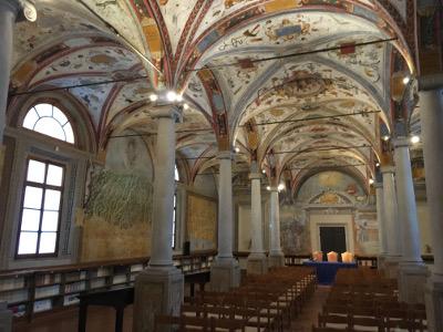 Una bella rapresentazione di a Corsica... in Parma