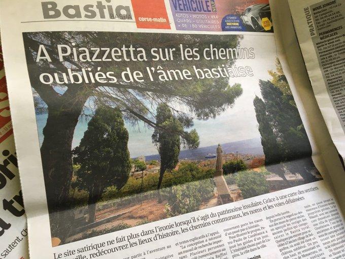 Bastiacci, chì femu di u nostru patrimoniu ?