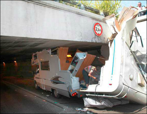 A cacata di a SNCF