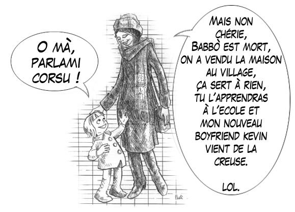 Chì ci hè di novu nant'à a tela in lingua corsa ?