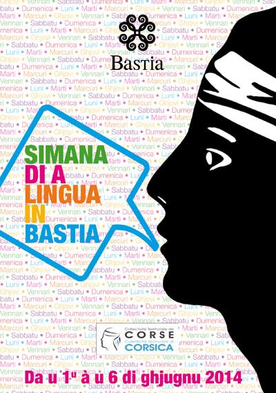 Simana di a lingua in Bastia