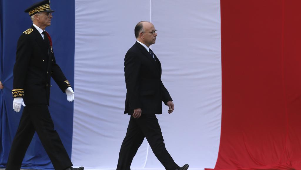 Cazeneuve in Bastia : black-out mediaticu