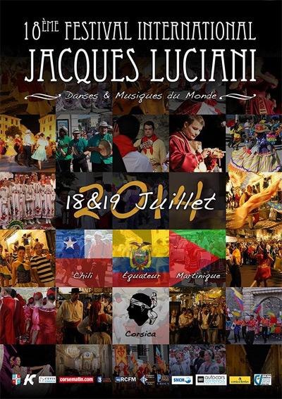 Un festivale pè rende omagiu à Jacques Luciani in Corti