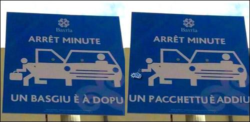 Bastia hè (infine) passata à u bislinguisimu