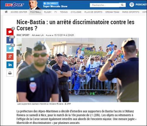 Cumu Leca hè diventatu l'ìdule di a Corsica sana